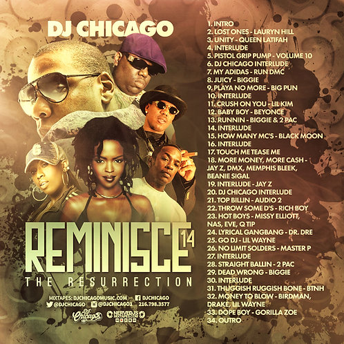REMINISCE 14 (DOWNLOAD ONLY)