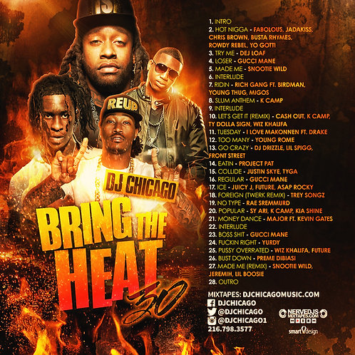 Bring The Heat Vol.30
