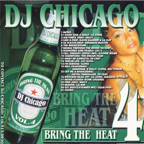 BRING THE HEAT 4 (DOWNLOAD)
