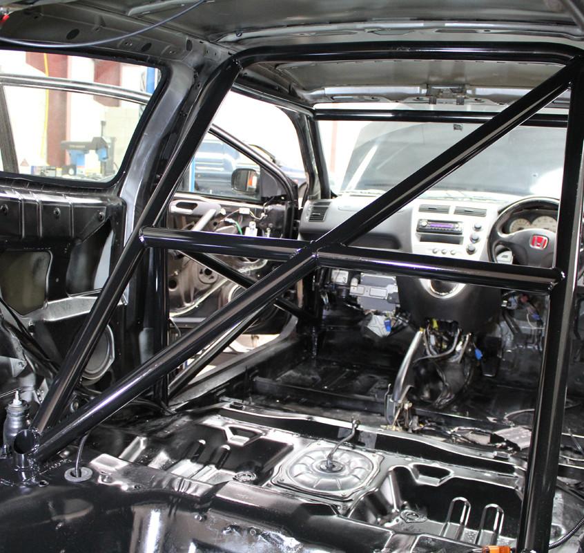 Hoda Civic Type R Tuning_Unit 8 Motorsport Systems (3)