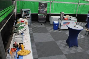 Marquee Hire_BBQ_Unit 8 Motorsport Systems (9)