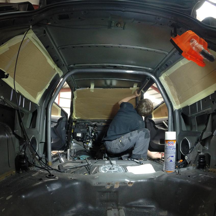Hoda Civic Type R Tuning_Unit 8 Motorsport Systems