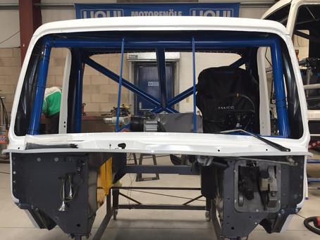 Janes Trucksport - race truck modifications