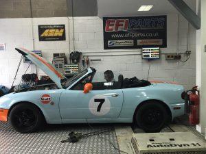 Mazda MX5_Unit 8 Motorsport Systems_ECU Remapping
