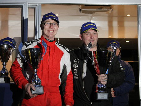 Podium for T Sport Racing in the final race of the year!