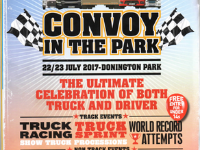 THE CONVOY IN THE PARK