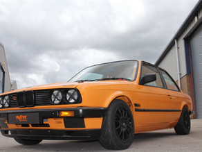 BMW E30 320i race car for sale