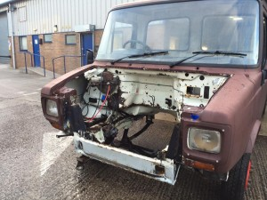 Freight Rover Sherpa V8_Unit 8 Motorsport Systems_Rebuild (4)