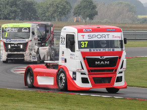 Race weekend at Snetterton with lots of fun for the whole family