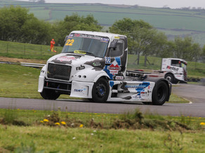 2nd round at Pembrey / South Wales
