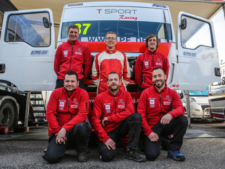 Great start for T Sport Racing into the 2017 BTRC season!
