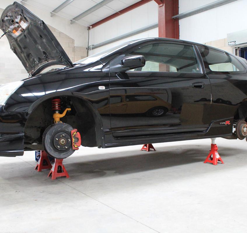 Hoda Civic Type R Tuning_Unit 8 Motorsport Systems (5)
