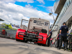 Successful but challenging weekend for T Sport Racing at Red Bull Ring!