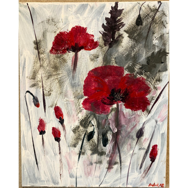 Tennessee (Red Poppies)