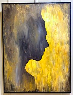 Backlit Profile