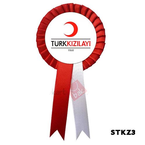Türk Kızılayı Haftası Kokartı