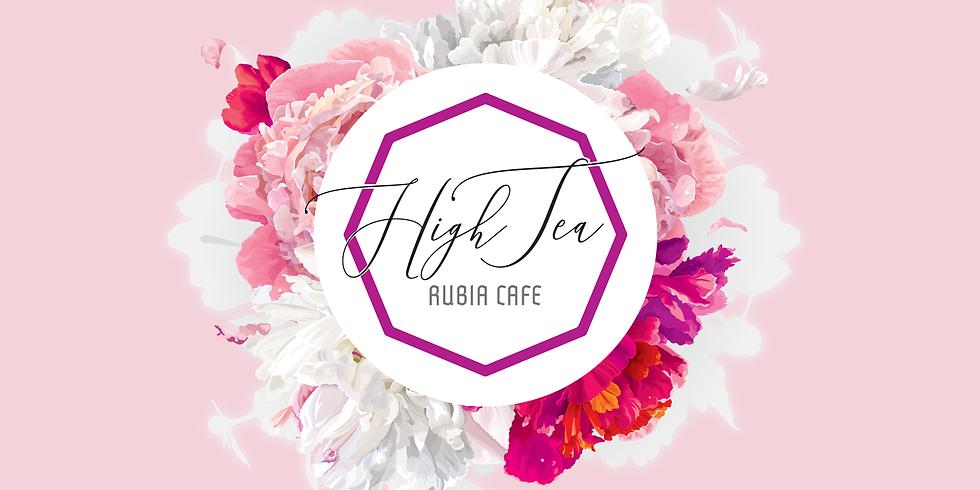 Rubia High Tea