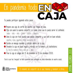 Campaña EnCaja