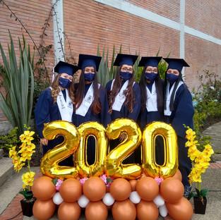 Ceremonia de graduación 2020