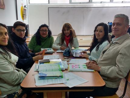 Jornada formación docentes
