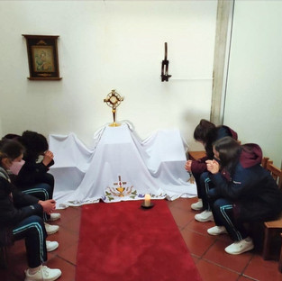 Nos preparamos para Semana Santa