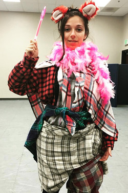 Soggy Maria - my clown