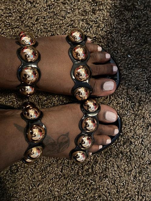 Gemma Flat Sandal