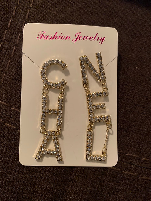 Bold Intentions Earrings