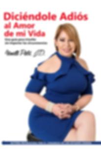PORTADA LIBRO DICIENDOLE ADIOS AL AMOR D