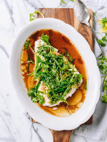 CANTONESE STEAMED FISH: A 20 MINUTE RECIPE