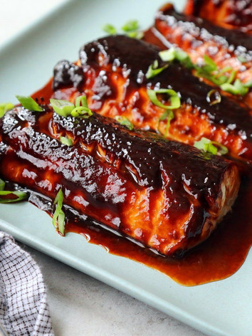 Black Cod Broiled With Miso