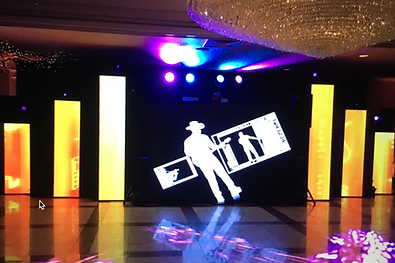 LED Panel Video Walls