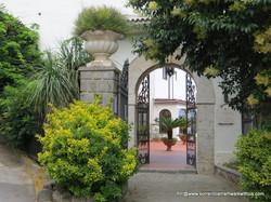 Leaving Sant'Agata