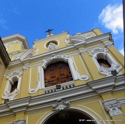 Church Sorrento Piazza Tasso