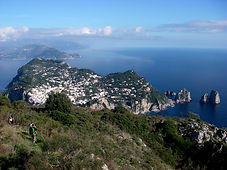 Capri hikes