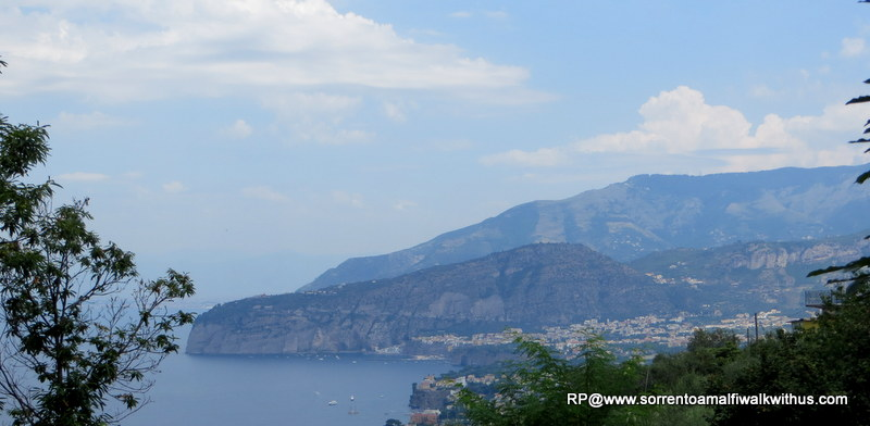 Views of Sorrento