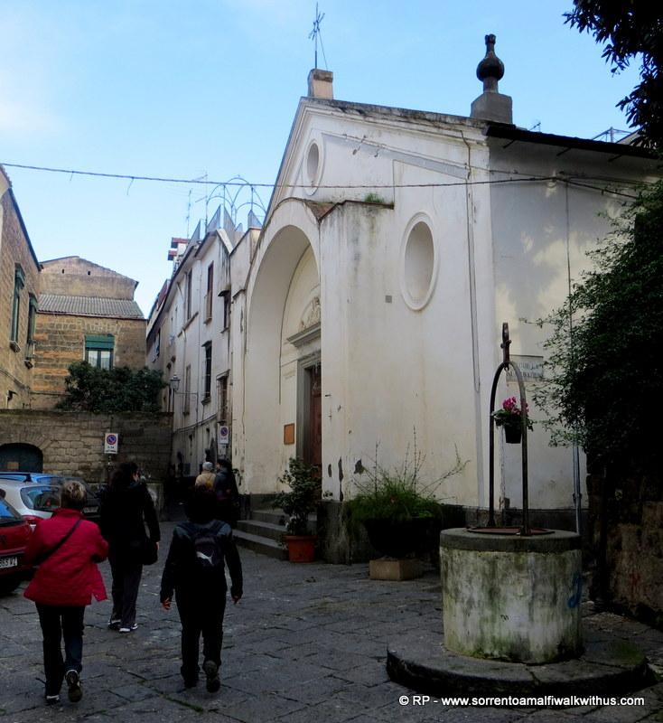 Sant'Agnello rione Angri