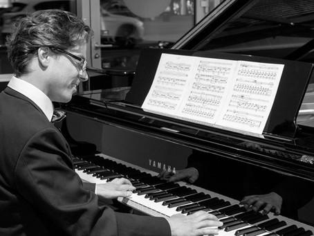 Great Early Jazz Piano Soli