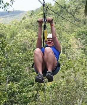 jamaica zipline adventure