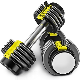 BWSS Adjustable Dumbbell Mini Set