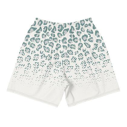 Men's Primal Leopard Shorts Grey