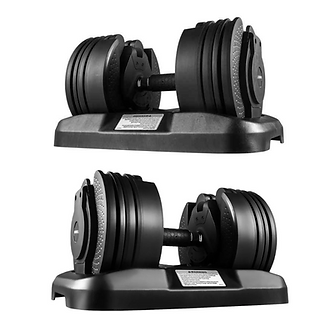 BWSS Adjustable Dumbbell 2.0 Set