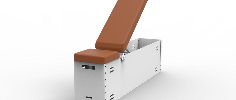 BWSS Box Modular Workout Bench