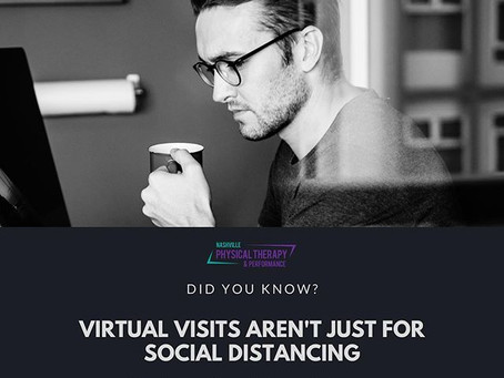 Virtual visits (telehealth) are here to stay!