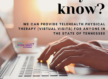 What are our patients saying about virtual PT visits?