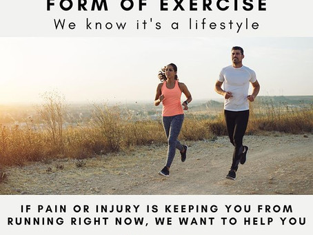 Running Isn't Just a Form of Exercise, It's a Lifestyle