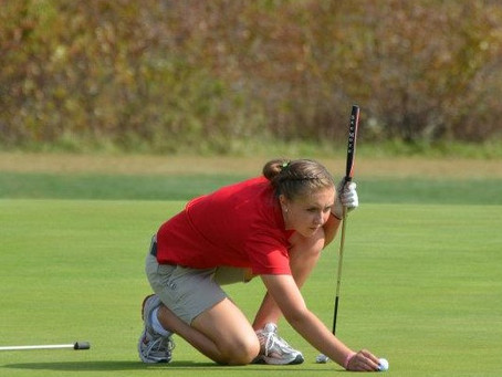 Golfers, we have a PT just for you - golf specialist and TPI Certified Medical Professional, Amanda!