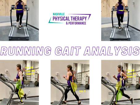 What is a running gait analysis and why do you need it?
