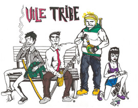 Vile Tribe Crowdfunding Campaign