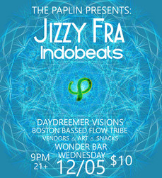 The Paplin Presents: Jizzy Fra & Indobeats